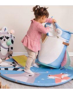 Kosz na zabawki ,,Sophie Owl''