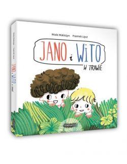 Jano i Wito. W trawie