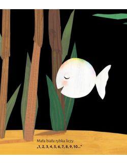Mała biała rybka liczy do 11