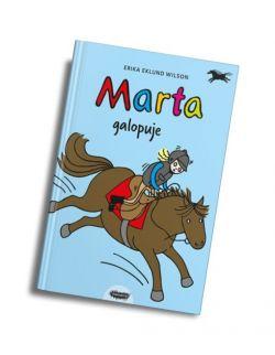 Marta galopuje