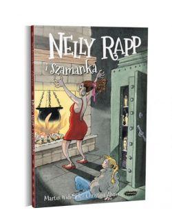 Nelly Rapp i szamanka
