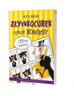 Zły Kocurek rysuje komiksy... i Ty też możesz!