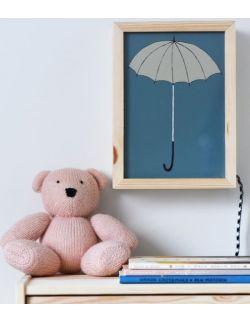 LIGHTBOX Umbrella - Lampka nocna z plakatem