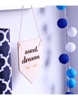 Tabliczka Sweet Dreams