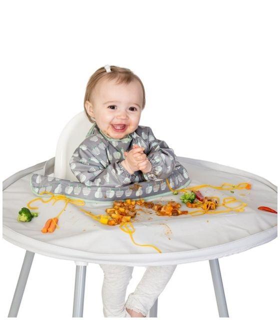 BLW Tidy Tot Kit Grey- zestaw do nauki jedzenia metodą BLW