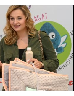 Z naszych mat korzystają dzieci Małgorzaty Sochy i innych gwiazd
