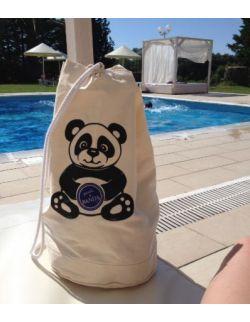 Worek żeglarski z pandą