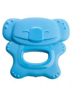 Gryzak Koala 100% BIOplastik Niebieski