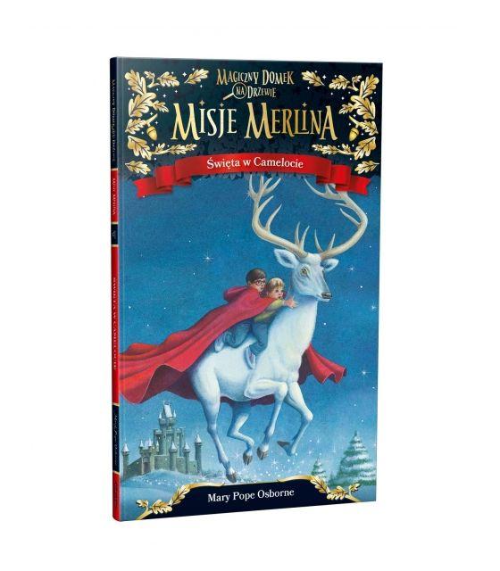 Misje Merlina. Święta w Camelocie