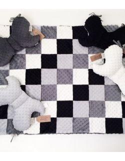 możliwość dopasowanie poduszki antywstrząsowej