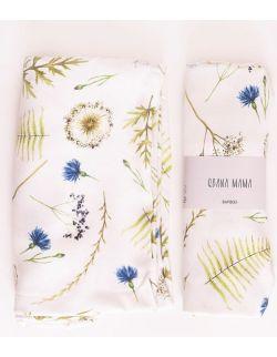 Otulacz bambusowy Herbal Qbana Mama
