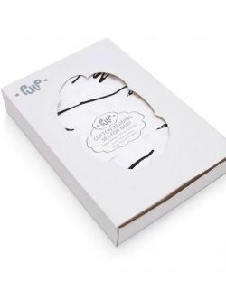 Bawełniana Pościel Kreski kpl - 100cmx135cm