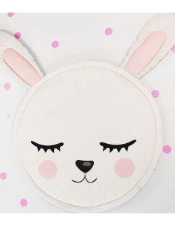 Mata do zabawy królik 150 cm