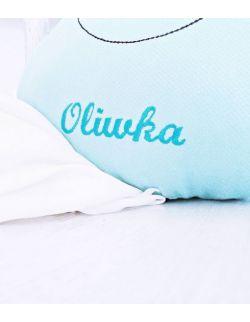 Poduszka dekoracyjna dla dziecka kropelka