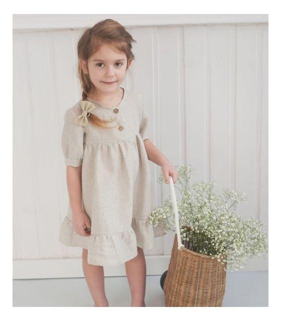 Sukienka Buttercup Natural