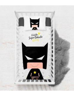 Pościel Baby Dekor 75 x 100 cm Hero Batman