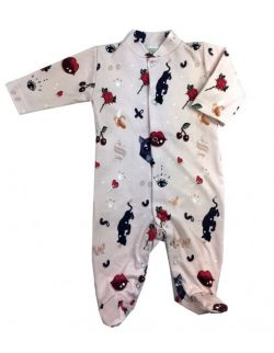 Pajacyk Sparkle Kids Organic Cotton Wild&Sweet