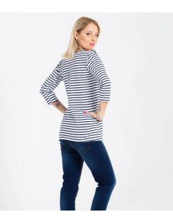Bluzka ciążowa i do karmienia frilla stripes