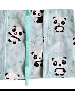 Etui na książeczkę Panda