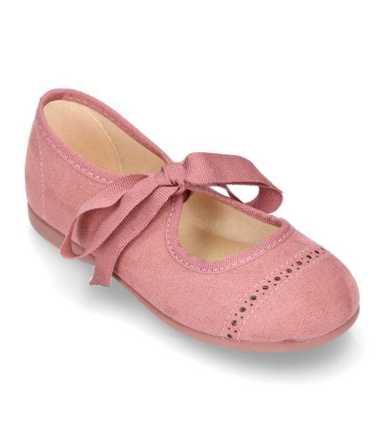 balerinki Cute różowe