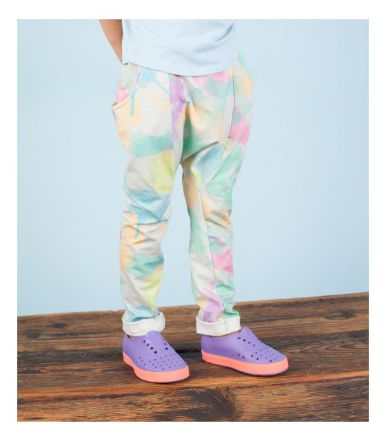 Multicolor Pants