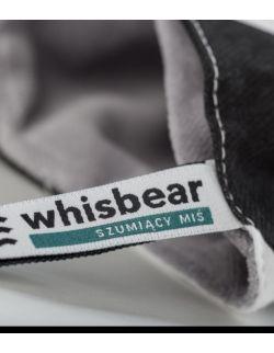 Otulacz Whisbear cienki (fale)