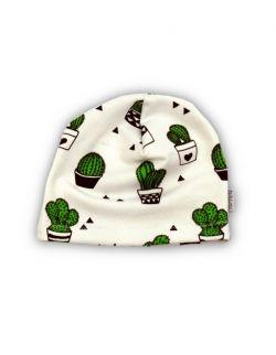 Czapeczka dresowa Kaktus