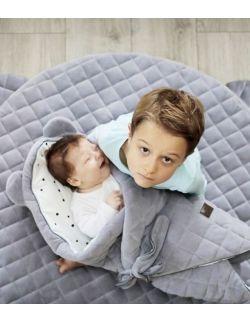 Rożek niemowlęcy Royal Baby Denim