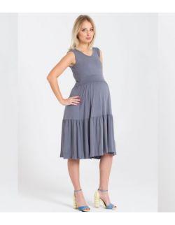 Sukienka DAISY summer gray