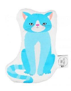 Mini poduszeczka do przytulania Kot Stefan