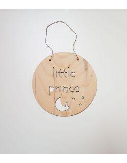 Drewniany proporczyk - Little Prince