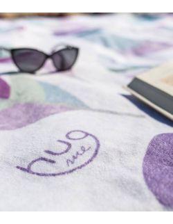 Okrągły ręcznik plażowy Dakota