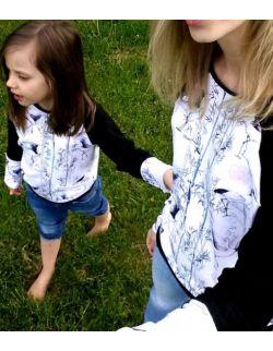 Bluzy dla mamy i córki