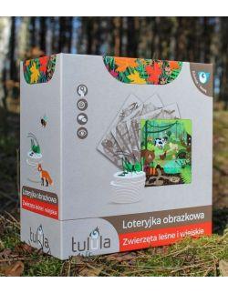 Loteryjka Zwierzęta leśne i wiejskie
