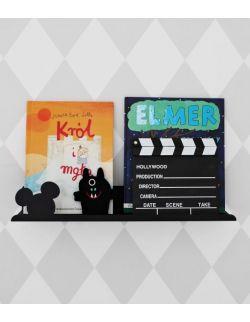 Półka na książki Myszka Miki