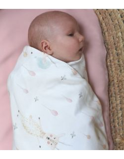 Otulacz bambusowy Jelonki - niemowlę - Cuddle Dreams