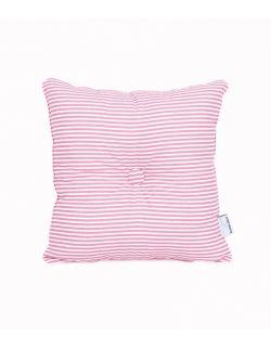Poduszeczka dekoracyjna w różowe paski