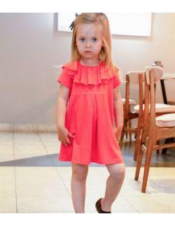 Sukienka Olivia malina- dziecięca