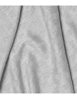 Otulacz Bambus z Mlekiem 140x150cm kolor Silver