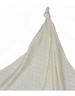 Otulacz Bambus z Mlekiem 140x150cm kolor Wanilia