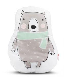 Poduszka przytulanka 71 cm - Niedźwiedź