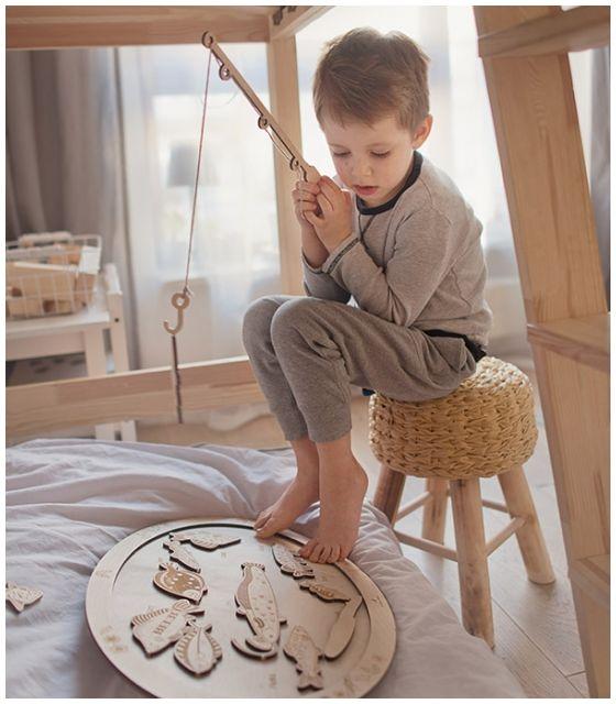 puzzle gra zr czno ciowa dzieci i ryby g osu nie maj 37. Black Bedroom Furniture Sets. Home Design Ideas