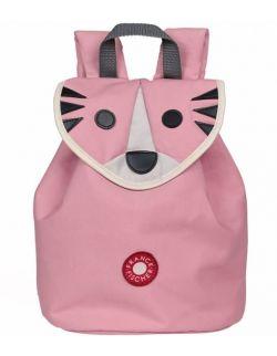 Różowy plecak tygrys Laban Franck&Fischer