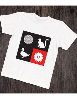 Koszulka interaktywna dla taty i malucha