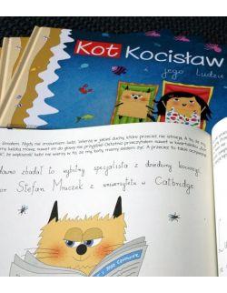 Kot Kocisław i jego ludzie