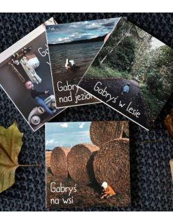 Gabryś - zestaw 4 książek