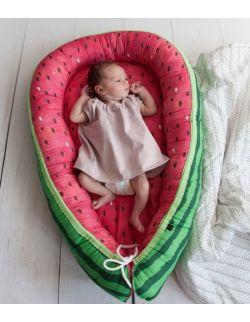 Kokon, gniazdko niemowlęce Arbuz - edycja limitowana