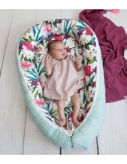Kokon, gniazdko niemowlęce Orchid