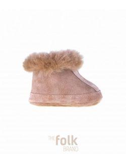 The Shoes No. 1 -Dziecięce niechodki - Beżowe