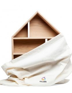 Domek tiwaR white